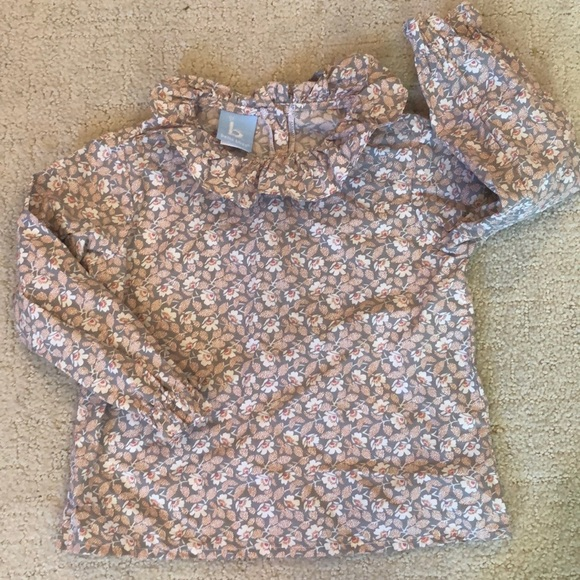 bella bliss Other - Bella Bliss Floral Blouse Size 4